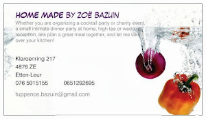 Our Sponsors - Home made by Zoe Bazuin