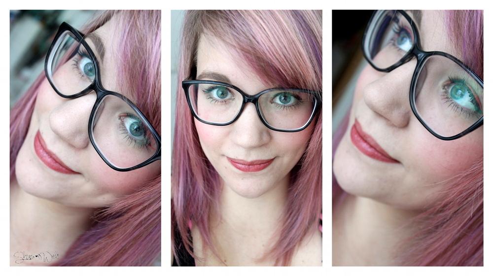 Escada Brille - Meine neue Brille - Shia\'s Welt