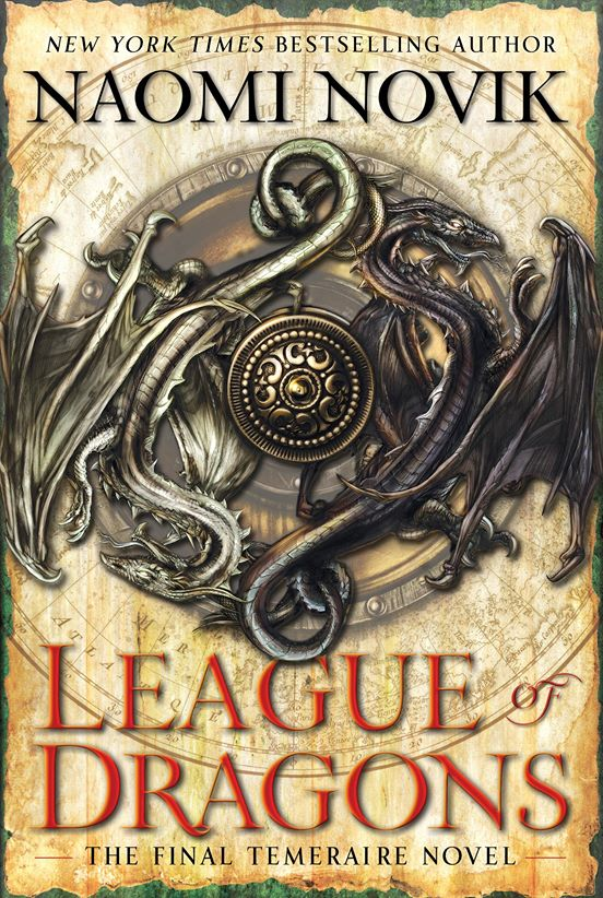 League of Dragons by Naomi Novik