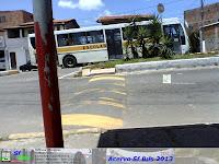 Escolares em Simões Filho - BA. Carroceria Caio Millenium, chassi Mercedes-Benz OH 1621L