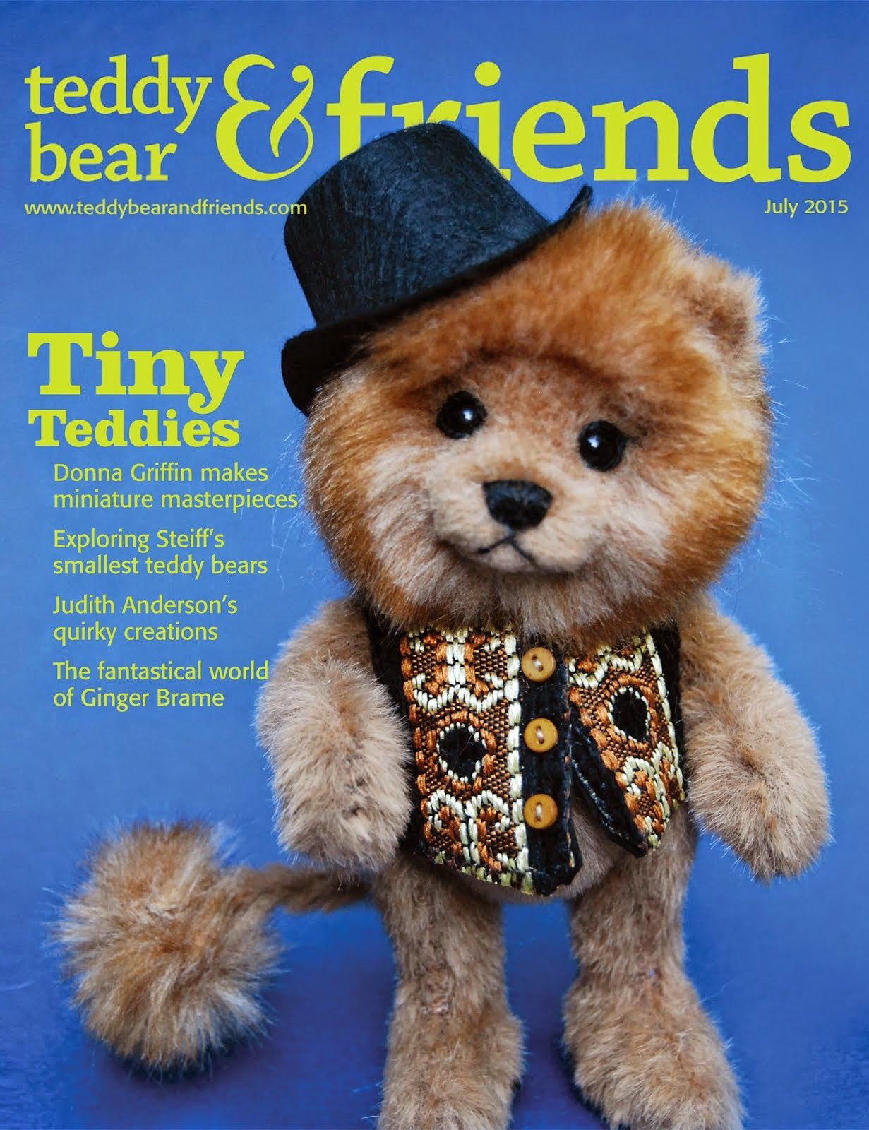 Thank you Teddy Bear and Friends!