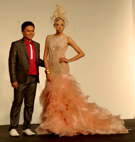 Bead Snob: Philippine Fashion Designer Marc Rancy Partners ...