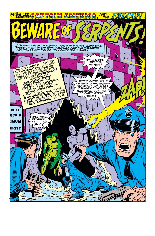 Captain America (1968) Issue #163 #77 - English 2