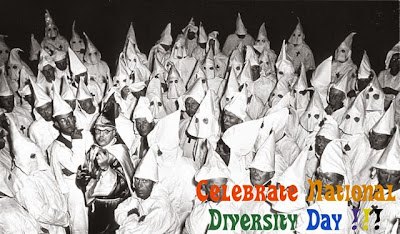 funny celebrate National Diversity Day 2013