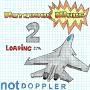 Um jeito diferente de pilotar um avião no Jogos de Avião