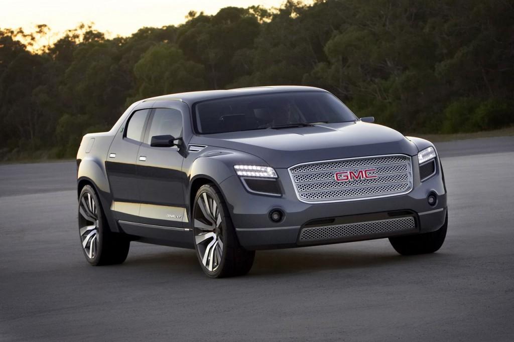 GMC Denali XT Hybrid Concept | Cars