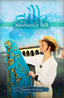SHADOWED IN SILK Book 1 of series Twilight of the British Raj
