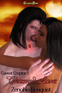 Charmed Lover by Zenobia Renquist