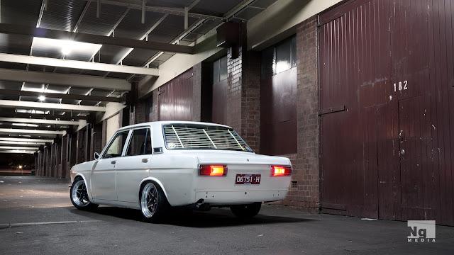 Datsun 1600  日本車 日産 ダットサン