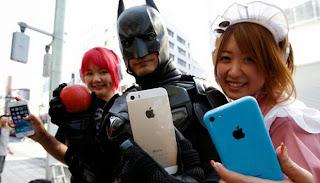 Harga Resmi iPhone 5S dan 5C di Indonesia