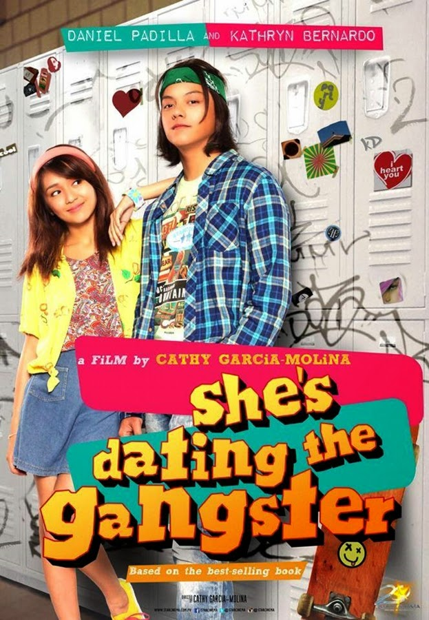 shes dating the gangster athena dizon and kenji Kathryn bernardo as athena dizon daniel padilla as kenji de los reyes based on the bestseller she's dating the gangster by bianca b.