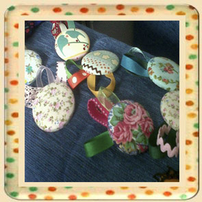 Broches de Las cositas de Betty