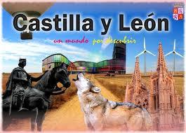 CASTILLA Y LEÓN - UNA TIERRA POR DESCUBRIR .