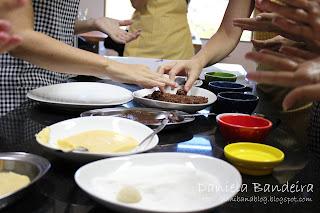 Curso de Doces, Brasília, Tathyana Abreu, Brigadeiro, Gourmet, Cakepop, Cupcake