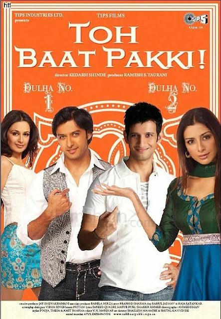 Toh Baat Pakki! 2010 DVDRip 350mb