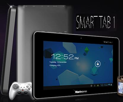 Karbonn Smart Tab 1 Price in India, Karbonn Smart Tab 1 Features