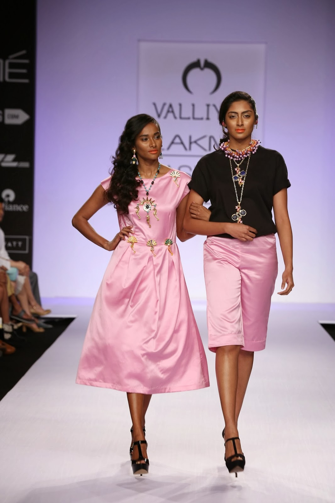 NITYA ARORA OF VALLIYAN PRESENTED A WONDERLAND OF JEWELLERY AT LAKMÉ FASHION WEEK SUMMER/RESORT 2014