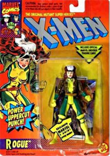 x-men Rogue Speelpop