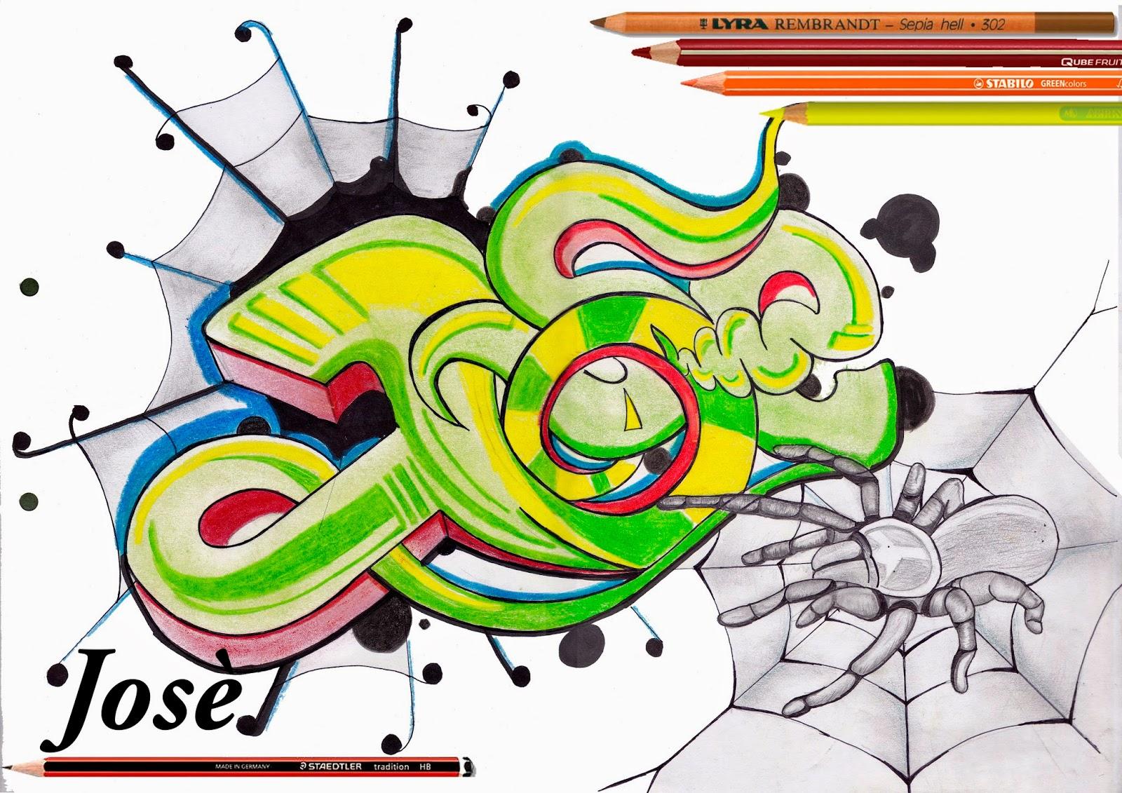 Graffiti josé