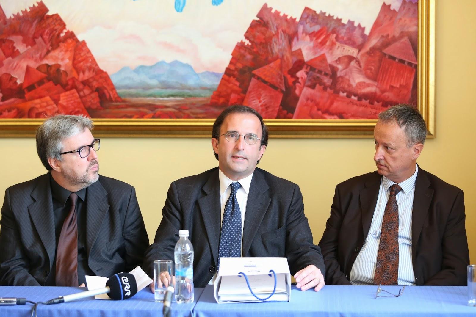 Il Bergamo Musica Festival A Tallin Celebra La Presidenza Italiana