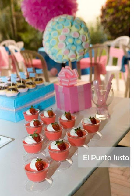 ARBOLITO DE MARSHMALLOWS - DECORACION CON MALVAVISCOS