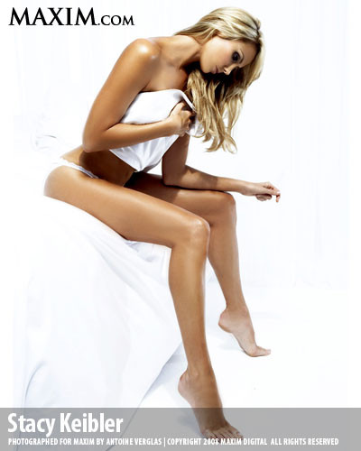 Stacy Keibler Maxim Pics