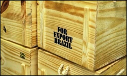 Exportar para o Brasil
