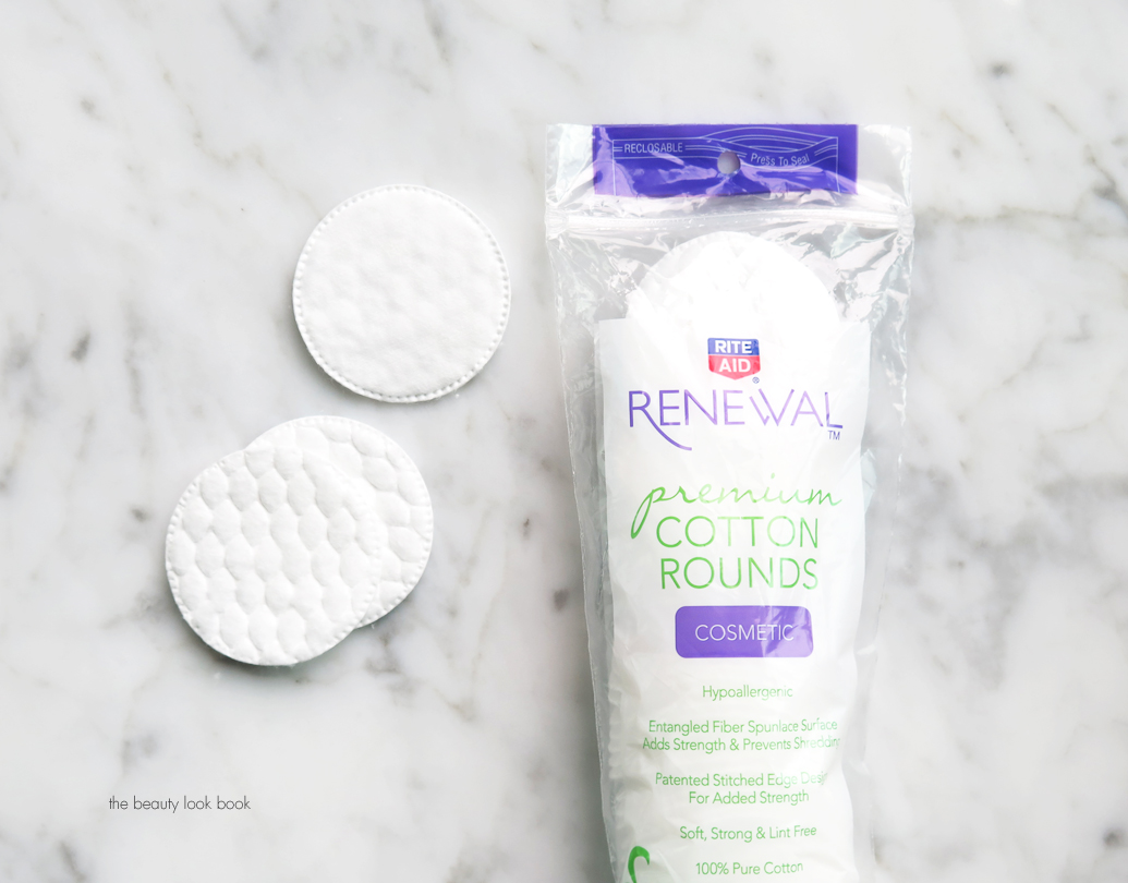 Cvs facial cleansing pads