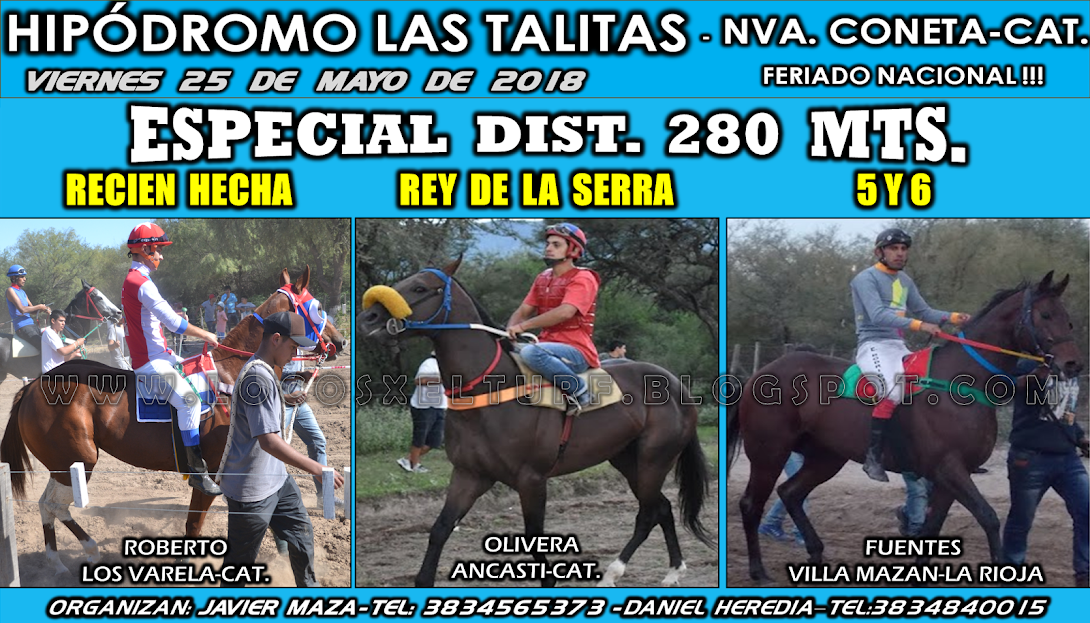 25-05-18-HIP. LAS TALITAS-CLAS.