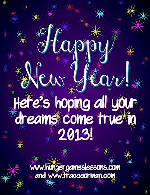 Happy New Year 2013 www.traceeorman.com