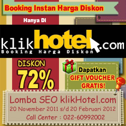 Hotel Murah di Bandung via KlikHotel.com