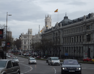 Madrid city weekend getaway