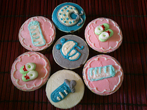 Favores Comestibles Baby Shower