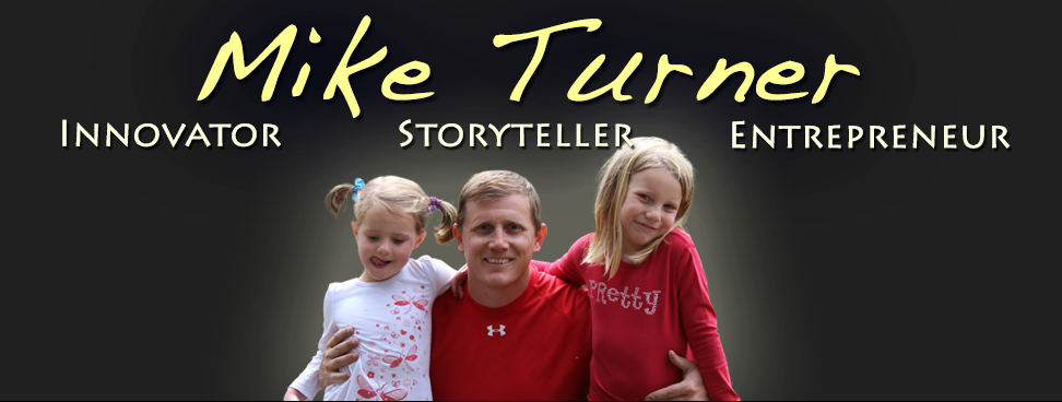 Mike Turner Boise - Author - Entrepreneur - Dreamer
