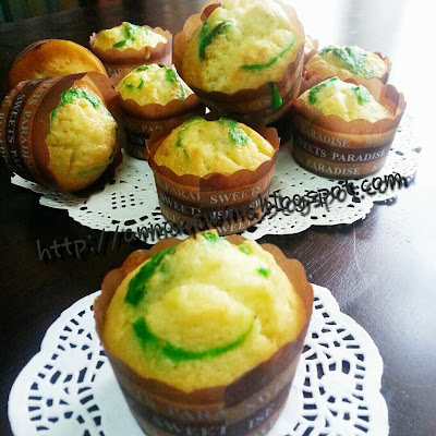 muffin durian