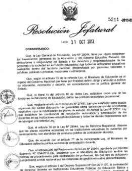 contrato docentes 2014