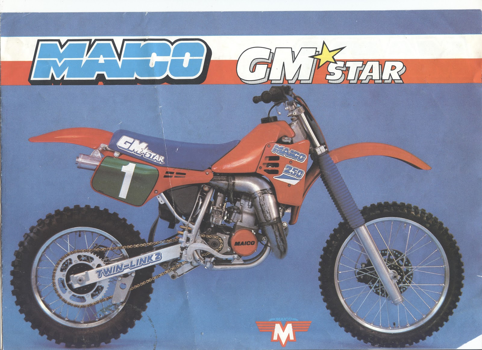 k10 39 s stuff maico gm250e 1986 restoration. Black Bedroom Furniture Sets. Home Design Ideas