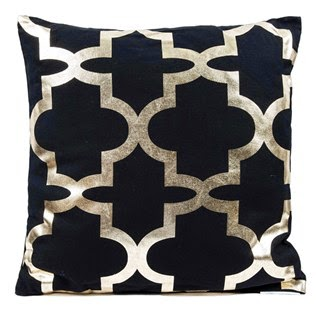 Decorative Pillows At Hobby Lobby : Little House on the Corner: Crazy About Quatrefoil