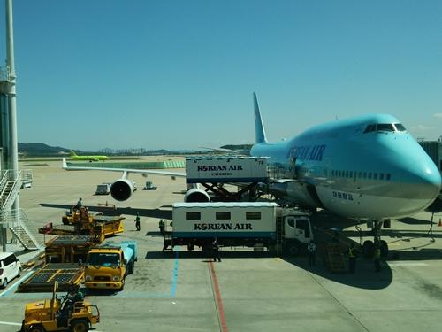 韓国・仁川空港(Incheon)