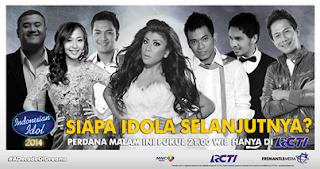 Indonesian Idol 2014 Mulai Tayang Malam Ini