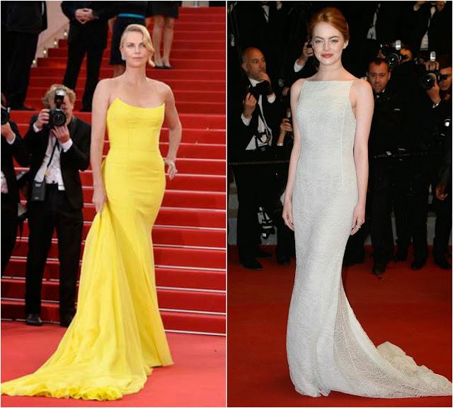 Looks no Festival de Cannes 2015