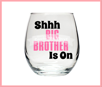 Shhh Big Brother is on Glass