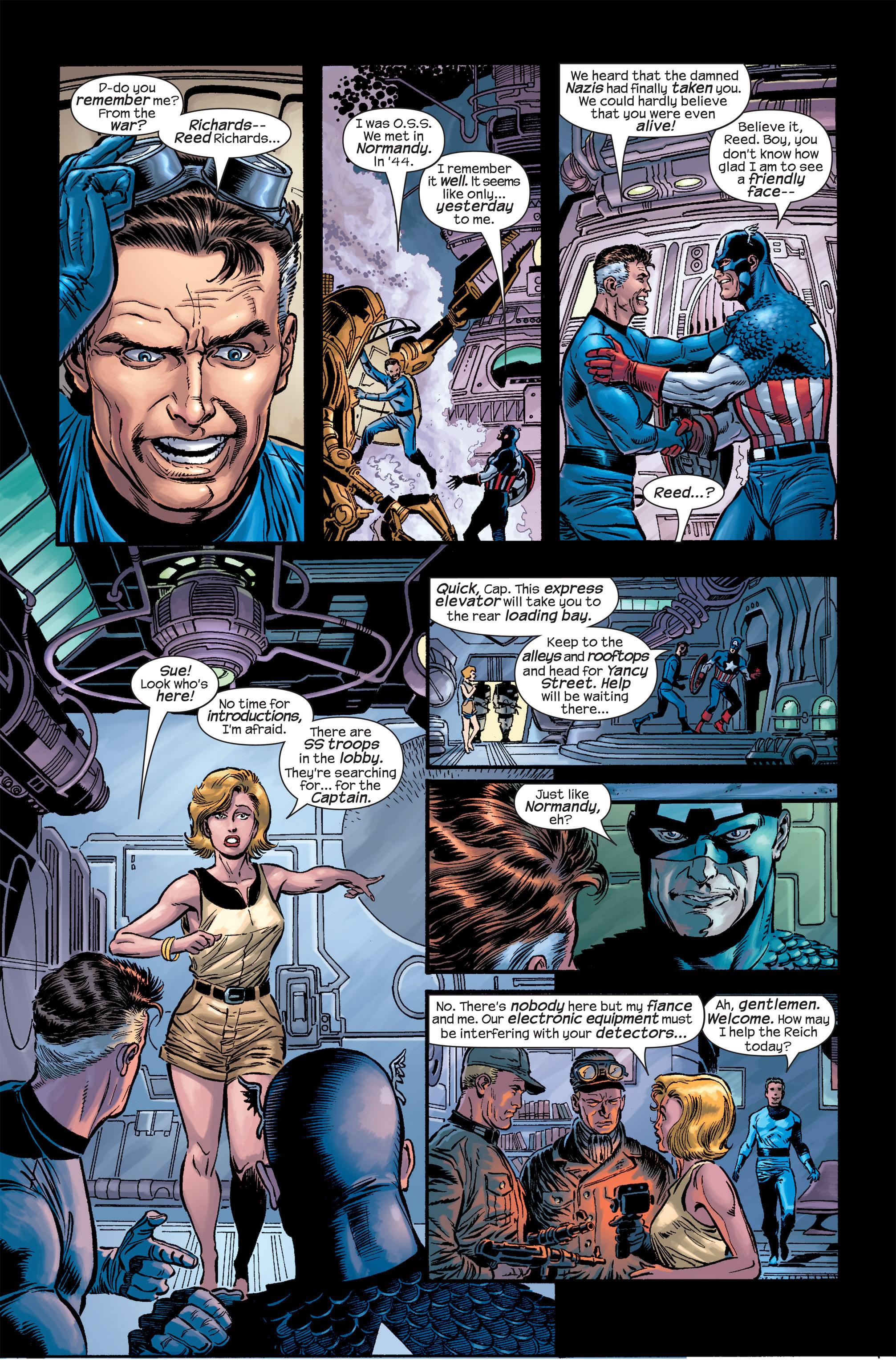 Captain America (2002) Issue #18 #19 - English 6