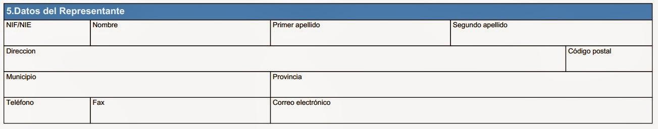 Registro certificado energético Aragón - Apartado 5 Anexo II