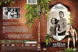 Tarzán y las amazonas Caratula