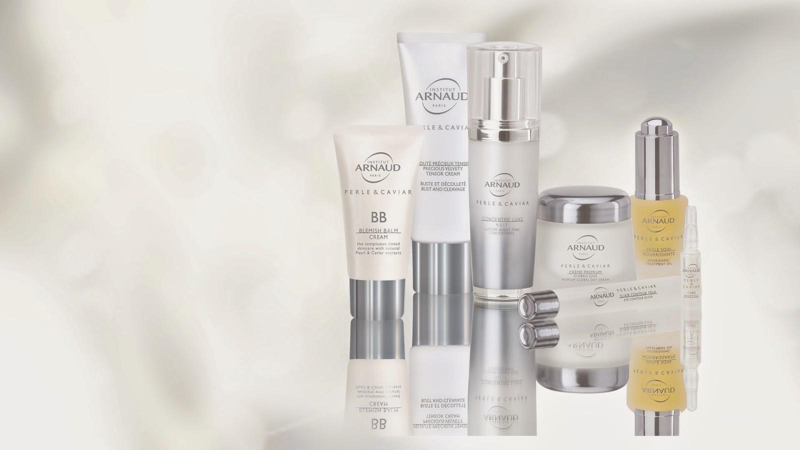 échantillons de produits cosmétiques de Beautistas de l'Institut Arnaud