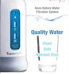 Nano Nature Water Filter