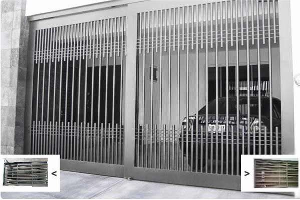 Diseno de portones related keywords diseno de portones for Disenos de puertas para casas modernas