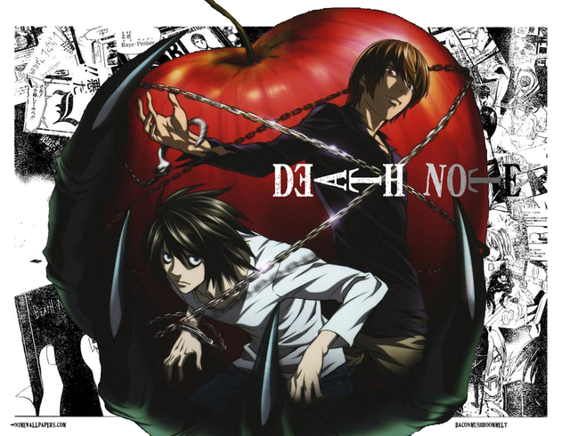 Animes  Imagens-animes-death-note