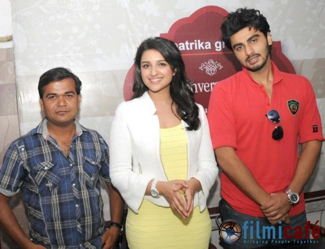 Parineeti chopra latest - Parineeti chopra at patrika group